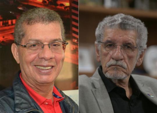 Zé Raimundo e Herzem duelam na pesquisa. É esquerda x direita   Anderson Oliveira   Blog do Anderson e Joá Souza   Ag. A TARDE