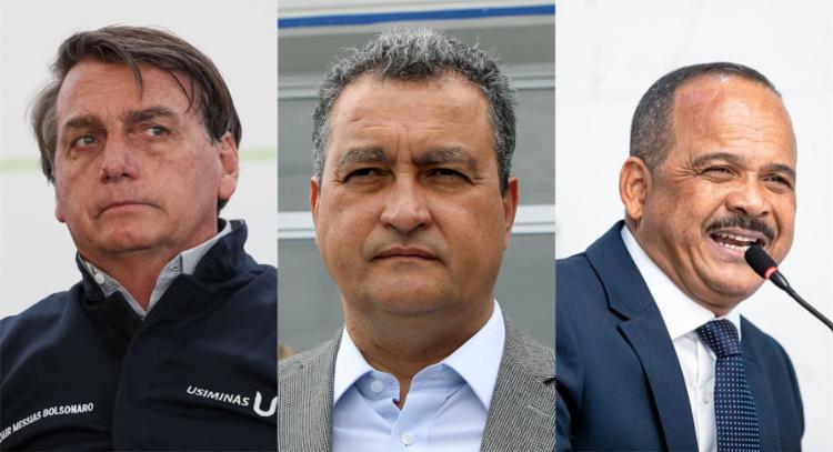 Gestão federal é reprovada por 49%; 6% reprovam gestão de Rui Costa; 25% reprovam trabalho de Elinaldo