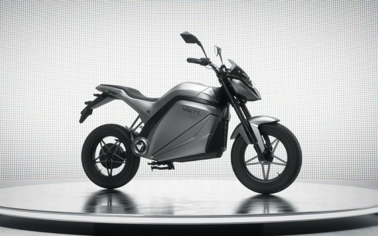 Voltz lança a EVS, moto 100% elétrica da categoria Street;
