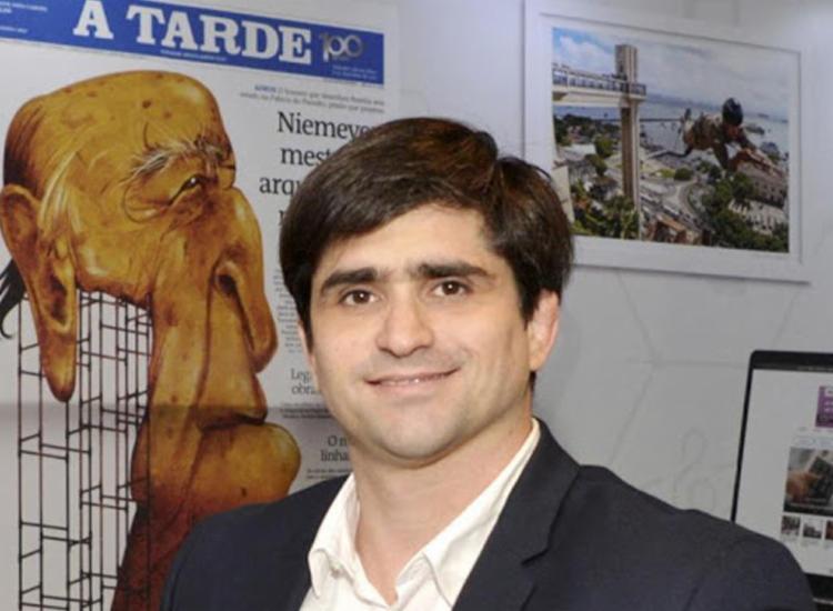 Presidente do Grupo A TARDE, João Mello diz que coluna vai trazer conteúdo de relevância para empresários locais