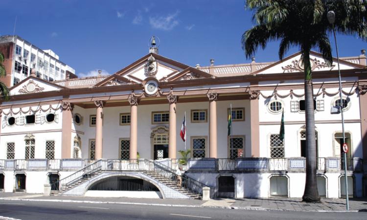 Palácio da Associação Comercial da Bahia - Foto: Divulgação