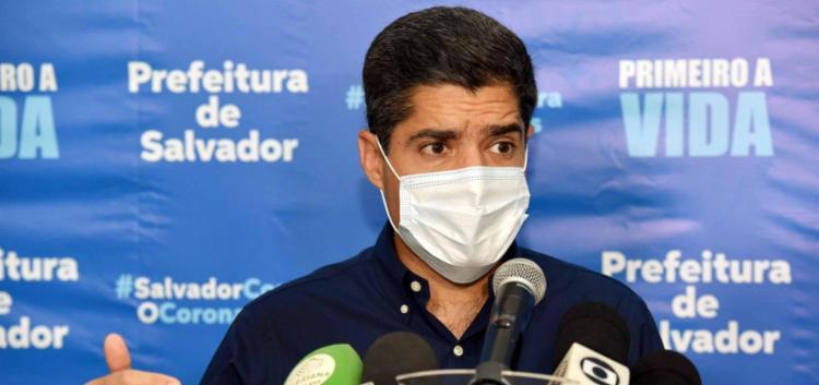 Neto acredita que ainda nesta quarta o nome do bloco para disputar a presidência da Câmara seja definido. - Foto: Foto: Valter Pontes   Secom PMS