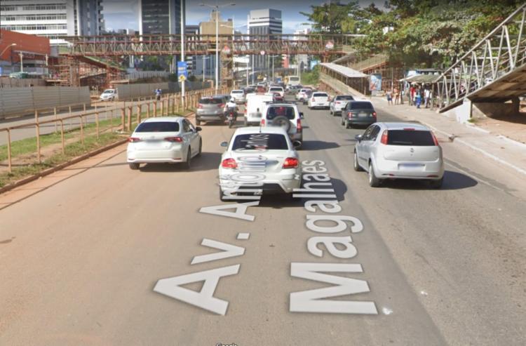 Mudanças acontecem em função da entrega do elevado do BRT nas imediações do Hospital Teresa de Lisieux   Foto: Reprodução   Google Maps - Foto: Reprodução   Google Maps