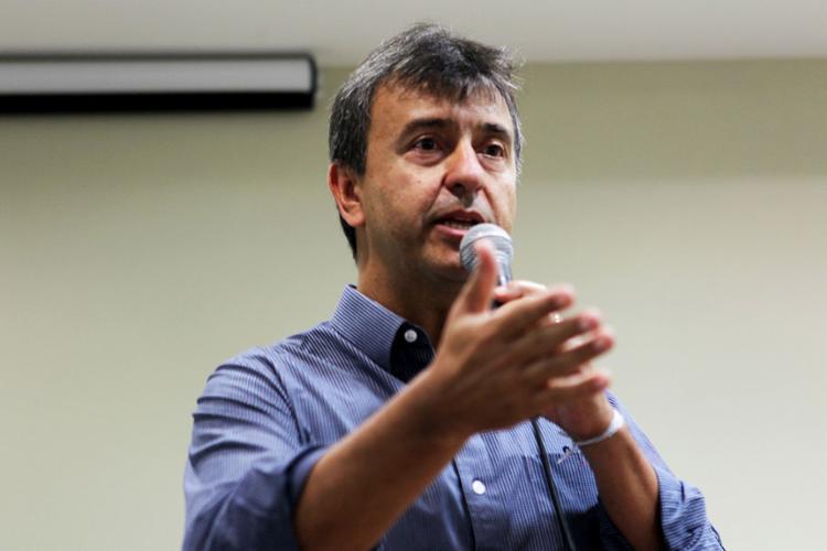 André Curvello é jornalista e secretário de Comunicação do governo estadual   Foto: Elói Corrêa   Secom   28.9.2017 - Foto: Elói Corrêa   Secom   28.9.2017
