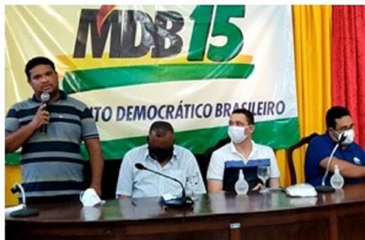 Prefeito Miller Ferraz não se pronunciou sobre apoio na eleição deste ano. - Foto: Reprodução | Políticos do Sul da Bahia