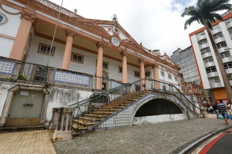 Mais antiga entidade do gênero no Brasil e nas Américas, ACB atua ininterruptamente desde fundação, em 1811   Foto: Rafael Martins   Ag. A TARDE - Foto: Rafael Martins   Ag. A TARDE