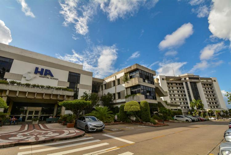 O Grupo Rede D'Or São Luiz comprou 80% do Hospital Aliança | Foto: Acervo | Hospital Aliança - Foto: Acervo | Hospital Aliança