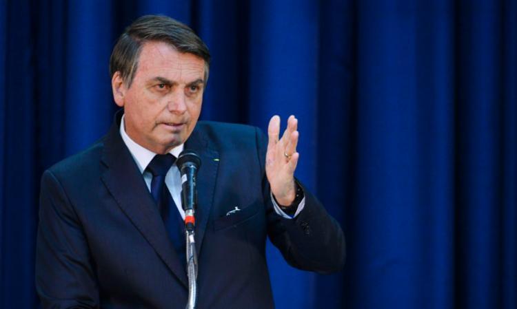 Bolsonaro voltou a pedir a reabertura do comércio em definitivo no Brasil - Foto: Divulgaççao | Agencia Brasil
