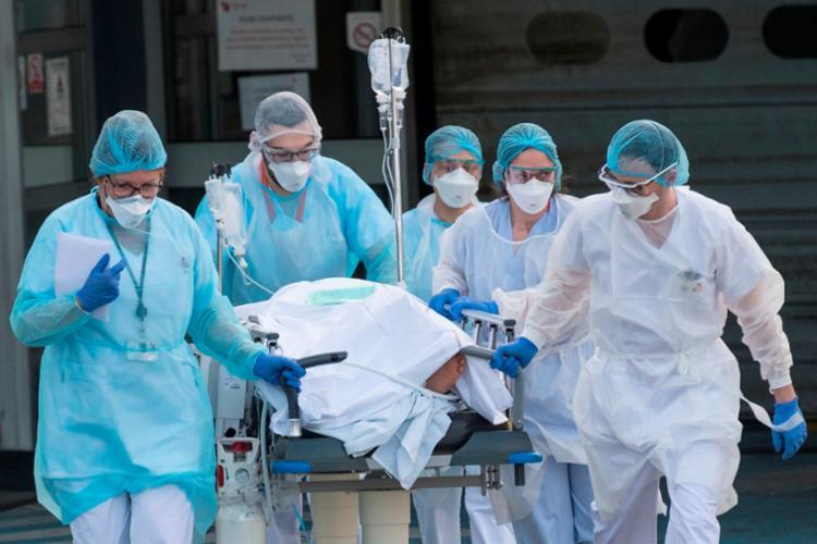Recuperados da doença chega a 80% | Foto: Sebastian Bozon | AFP - Foto: Sebastian Bozon | AFP
