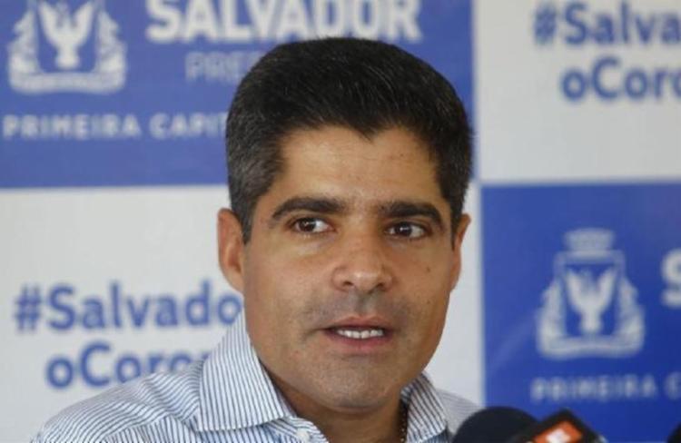 Prefeito ACM Neto estará presente na inauguração | Foto: Laryssa Machado | Ag. A TARDE - Foto: Laryssa Machado | Ag. A TARDE