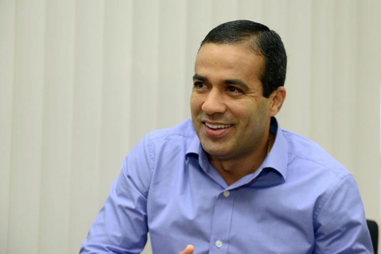 Bruno Reis lidera a corrida eleitoral à prefeitura de Salvador com 35% das intenções de voto - Foto: Valter Pontes | Secom