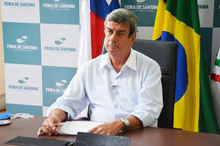 Prefeito Colbert Martins tem 22% das intenções das intenções de votos - Foto: Divulgação | Secom