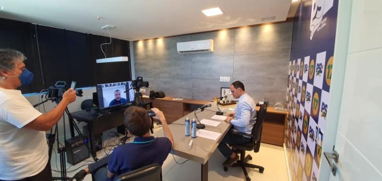 Convenção virtual do PSL confirma que partido lançará 65 candidatos a vereador - Foto: Divulgação