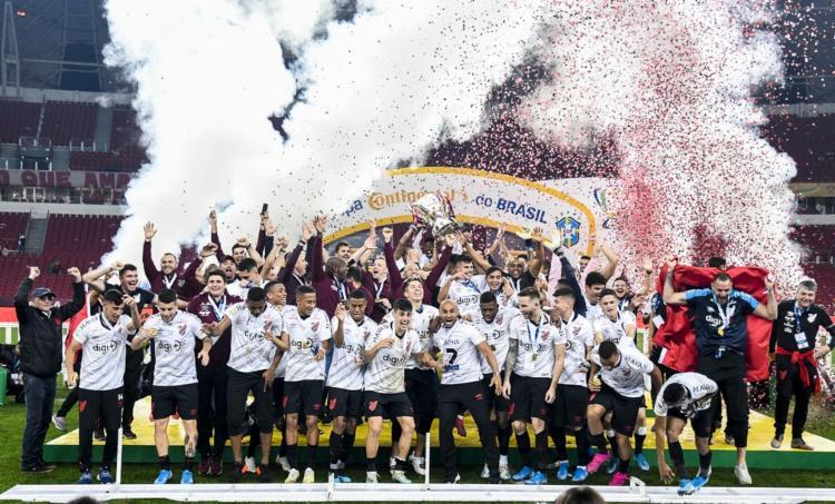 Atual campeão, Athletico entra na competição na próxima fase | Foto: BP Filmes - Foto: BP Filmes