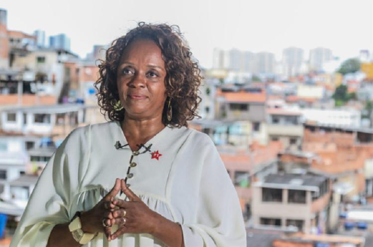 Pré-candidata petista demonstra confiança   Foto: Mila Cordeiro   Divulgação - Foto: Mila Cordeiro   Divulgação