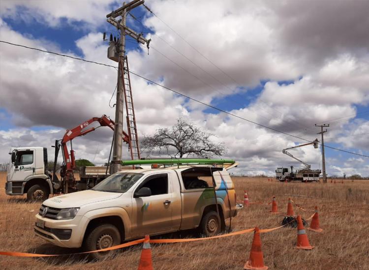 Furto de energia na Bahia acontecia em 12 propriedades de grandes fazendas - Foto: Divulgação   Polícia Civil