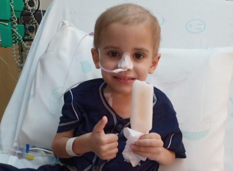 Gustavo é disgnosticado com leucemia mielóide aguda | Foto: Divulgação - Foto: Divulgação