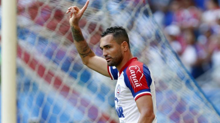 Jogador deve permanecer no Bahia | Foto: Felipe OIiveira | E.C.Bahia - Foto: Felipe OIiveira | E.C.Bahia