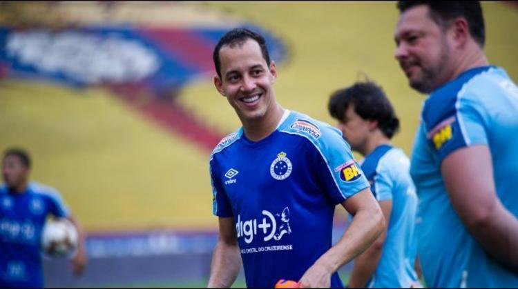 Passagem de Rodriguinho pelo Cruzeiro ficou marcada por lesão   Bruno Haddad   Cruzeiro.E.C - Foto: Bruno Haddad   Cruzeiro.E.C