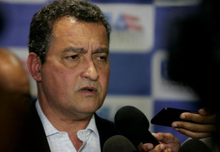 Governador Rui Costa foi ofendido em filmagem   Foto: Jóa Souza   Ag. ATARDE - Foto: Jóa Souza   Ag. ATARDE