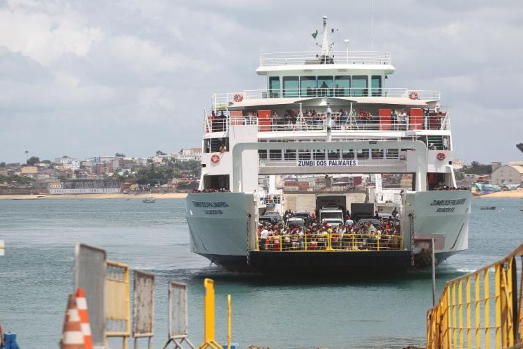 Embarcações estão operando em horário especial | Foto: Divulgação | Internacional Travessias - Foto: Divulgação | Internacional Travessias