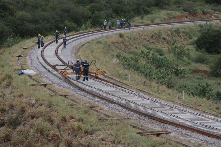 Fiol foi planejada originalmente para viabilizar a exploração e o escoamento do minério de ferro | Foto: Elói Corrêa | Gov-BA - Foto: Elói Corrêa | Gov-BA