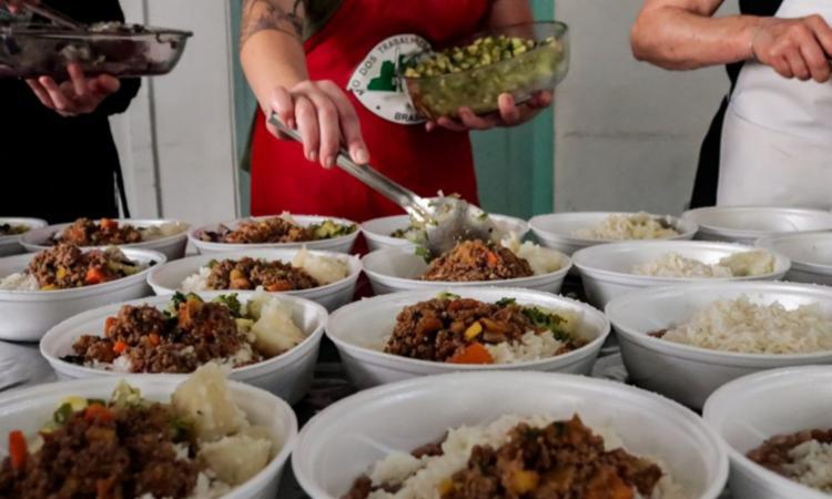 São cerca de 10, 3 milhões de famintos no país | Foto: Giorgia Prates | MST - Foto: Foto: Giorgia Prates | MST