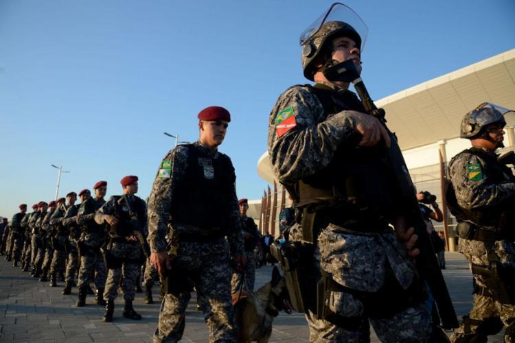 Prazo do apoio prestado pela Força Nacional de Segurança Pública poderá ser prorrogado,