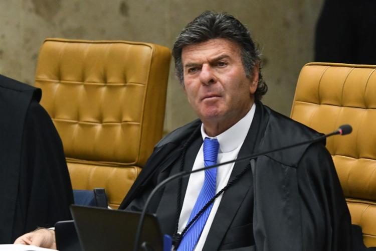 O presidente do STF, Luiz Fux, atendeu a pedido da ministra Cármen Lúcia, relatora das ações | Foto: Carlos Moura | SCO | STF - Foto: Carlos Moura | SCO | STF