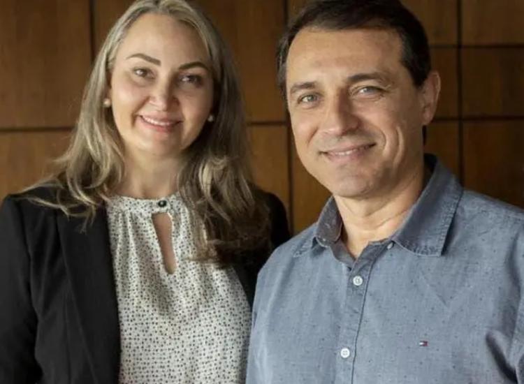 Vice-governadora Daniela Reinehr e governador Carlos Moisés estão com processo de impeachment - Foto: Divulgação