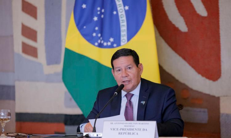 Vice-presidente diz que governo não compactua com ilegalidades | Foto: Romério Cunha | VPR - Foto: Romério Cunha | VPR