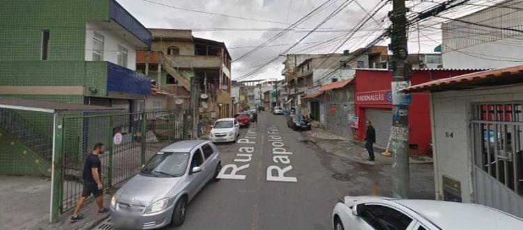 Crime será investigado pela Polícia Civil | Foto: Reprodução | Google Street View - Foto: Reprodução | Google Street View