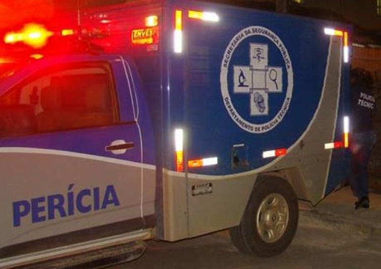 Corpos foram encaminhados ao Departamento de Polícia Técnica (DPT) | Foto: Reprodução | Calila Notícias - Foto: Reprodução | Calila Notícias