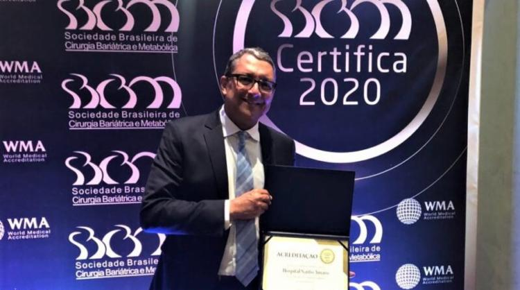 Hospital é o primeiro do Norte e Nordeste a conquistar certificação máxima em cirurgia bariátrica | Foto: Divulgação - Foto: Foto: Divulgação