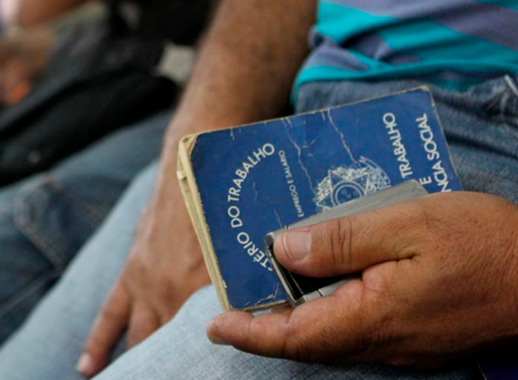 Cerca de 5,8 milhões desistiram de procurar uma oportunidade no mercado de trabalho. Foto: Agência Brasil - Foto: Agência Brasil