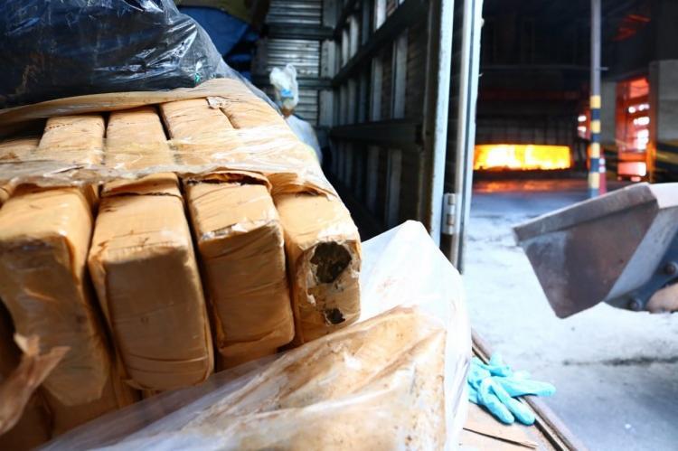 As drogas foram apreendidas no segundo semestre de 2019, durante ações policiais em Salvador e Região Metropolitana | Foto: Divulgação | SSP-BA - Foto: Divulgação | SSP-BA