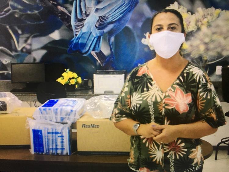 Os equipamentos foram doados pela Bracell para o governo do Estado, que irá repassá-los para os municípios. - Foto: Divulgação