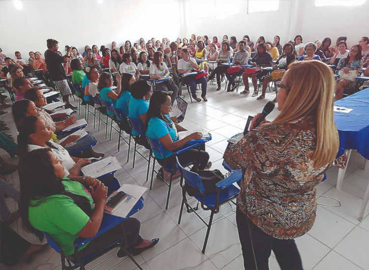 Projeto trabalha a formação de educadores em oito municípios baianos   Foto: Divulgação   Acervo Bracell - Foto: Divulgação   Acervo Bracell