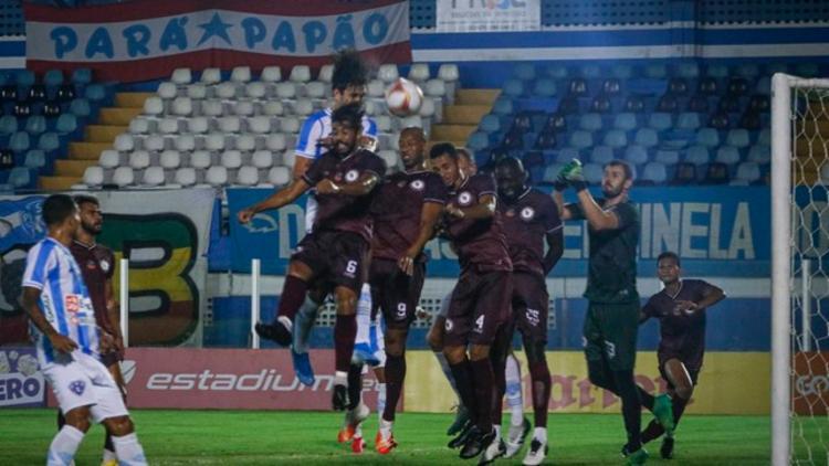 Jacuipense conquista vitória importante fora de casa | Foto: Jorge Luiz | Paysandu - Foto: Jorge Luiz | Paysandu