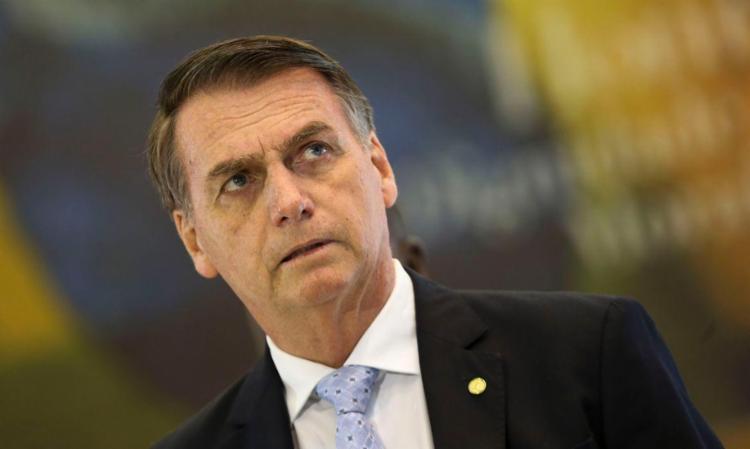 Bolsonaro lamentou as mortes, mas criticou as medidas de isolamento social durante a pandemia - Foto: Divulgação | Agência Brasil