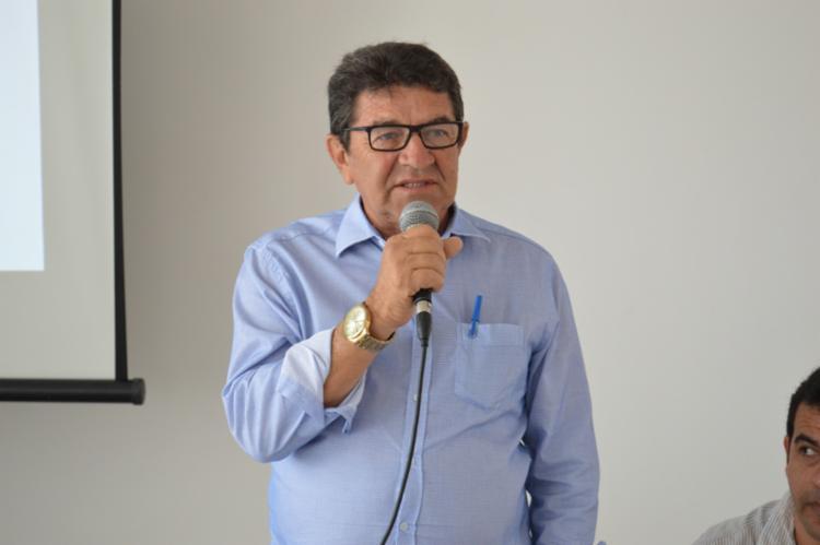Wanderley, um caso de Covid grave entre os prefeitos   Foto: Ascom de Olindina   Divulgação - Foto: Ascom de Olindina   Divulgação