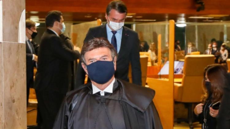 Na cerimônia outras autoridades também foram infectadas com o novo coronavírus | Foto: Marcos Côrrea | PR - Foto: Foto: Marcos Côrrea | PR