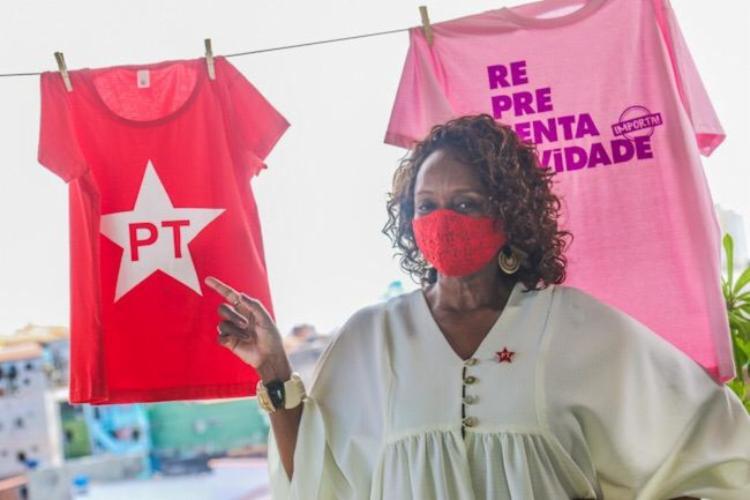 Fabíola Mansur (PSB) será a candidata a vice-prefeita | Foto: Mila Cordeiro - Foto: Foto: Mila Cordeiro
