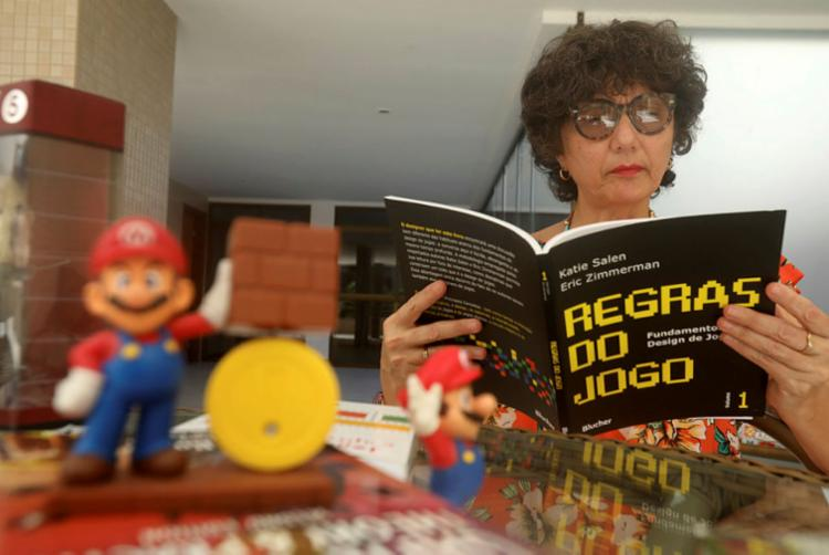 """Lynn Alves: """"Ainda não dá para viver só de games na Bahia e no Brasil""""   Foto: Felipe Iruatã   Ag. A TARDE - Foto: Felipe Iruatã   Ag. A TARDE"""