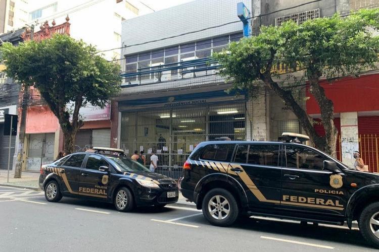 O prejuízo estimado aos cofres púbicos, até o momento, supera os 7,5 milhões | Foto: Divulgação | Polícia Federal - Foto: Divulgação | Polícia Federal
