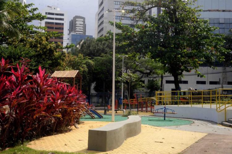Parque Lagoa dos Pássaros foi inserido no Plano de Desenvolvimento Urbano de Salvador   Foto: Divulgação - Foto: Divulgação