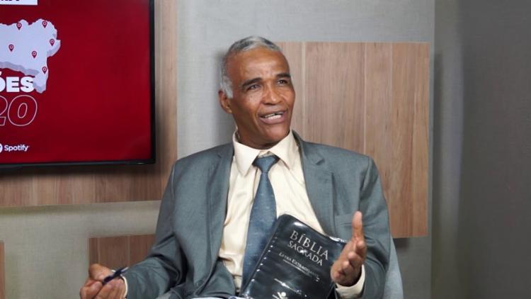 Pastor Sargento Isidório diz o que pretende fazer se for prefeito de Salvador - Foto: Divulgação