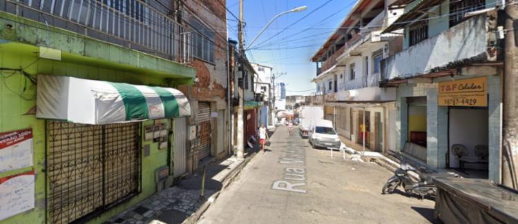 Caso aconteceu na Travessa Madalena Paraguaçu   Foto: Reprodução   Google Maps - Foto: Reprodução   Google Maps