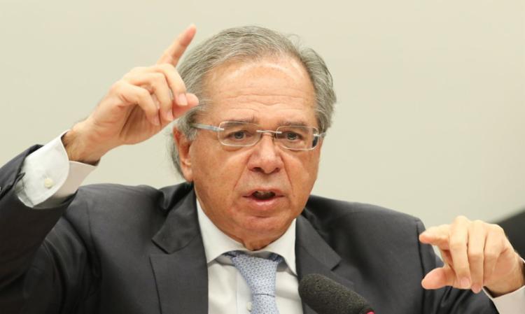 Ministro Paulo Guedes trabalha para criação de um novo imposto nos moldes da CPMF - Foto: Agência Brasil