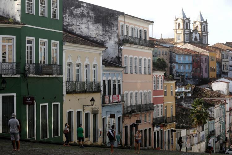 O Pelourinho foi declarado Patrimônio Cultural da Humanidade, pela Unesco, em 1985   Fotos: Felipe Iruatã   Ag. A TARDE - Foto: Felipe Iruatã   Ag. A TARDE